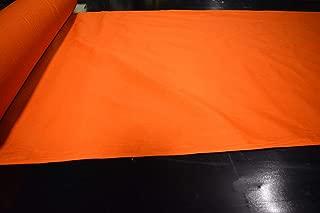 Best blaze orange cotton fabric Reviews