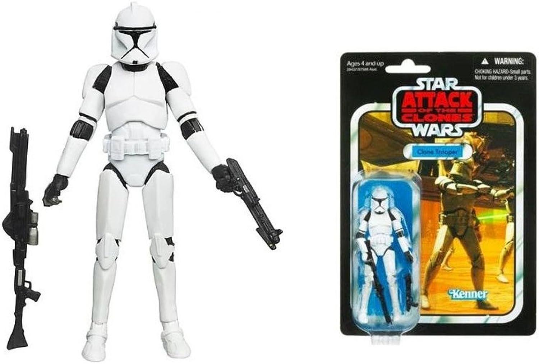 Hasbro 28437 - Star Wars - Attack of the Clones - Clone Trooper