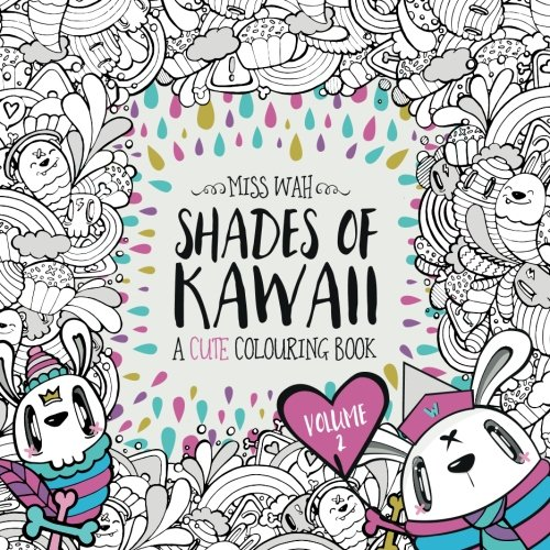 Easy You Simply Klick Shades Of Kawaii Volume 2 A Cute Colouring Book Download Link On This Page And Will Be Directed To The Free Registration