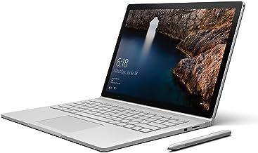 "Microsoft Surface Book Intel Core i7-6600U 2.6GHz, NVIDIA GeFORCE 965M 2GB (3000 x 2000 Resolution), Touchscreen, Dual Camera 13.5"" 16GIG 512 SSD Pen (Renewed)"