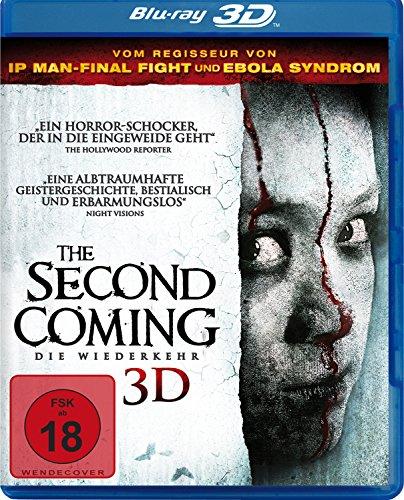 The Second Coming - Die Wiederkehr [3D Blu-ray]