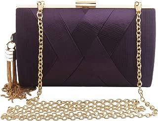 Best purple clutch bags for weddings Reviews