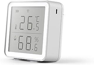 Lilon WiFi Smart Draadloze Huishoudelijke Digitale Thuis Hygrometer Thermometer Detector Smart Home Indoor Intelligente Ko...