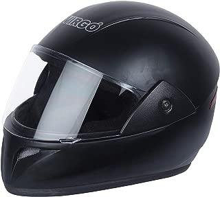 Virgo ZDi200 Full Face Color Black Matt Clear Visor Helmet