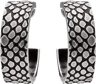 Calvin Klein Jeans Jewelry Two Tone One Size Earring KJ38AE310100