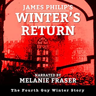 Winter's Return (Guy Winter Mysteries Book 4) cover art