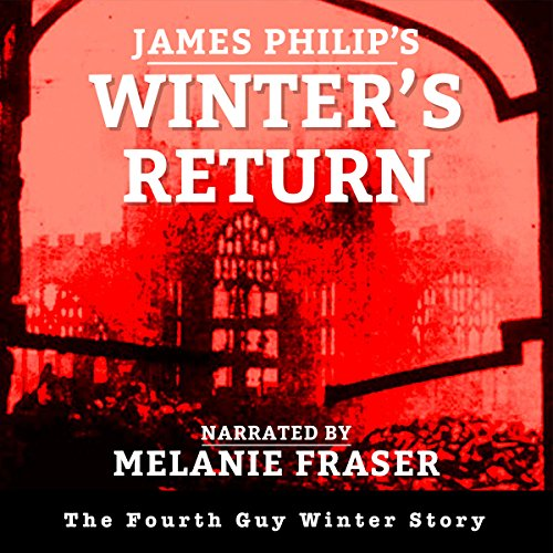 Winter's Return (Guy Winter Mysteries Book 4) audiobook cover art