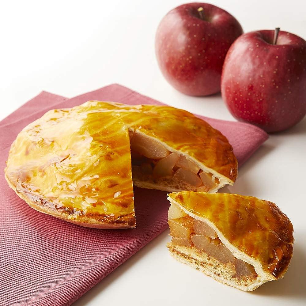 アメリカ許さない過度の新宿高野 アップルパイ 6号 直径約18cm (紅玉りんご使用) 洋菓子 スイーツギフト [お中元/敬老の日/手土産] ホール #95020