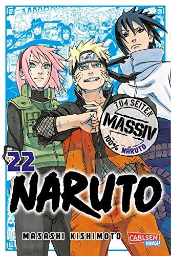 NARUTO Massiv 22
