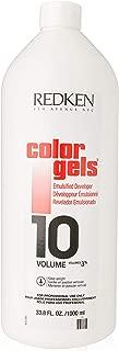 Redken Color Gels Emulsified Developer TreatMent for Unisex 10 Volume