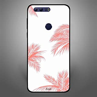 Huawei Honor 8 Leaves peach, Zoot Designer Phone Covers