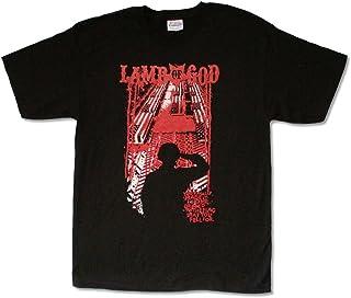 Lamb of God Caskets Black T Shirt Adult