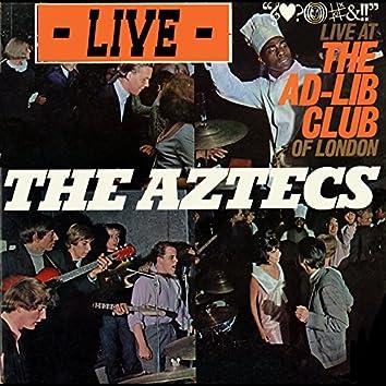 Live at the Ad-Lib Club of London