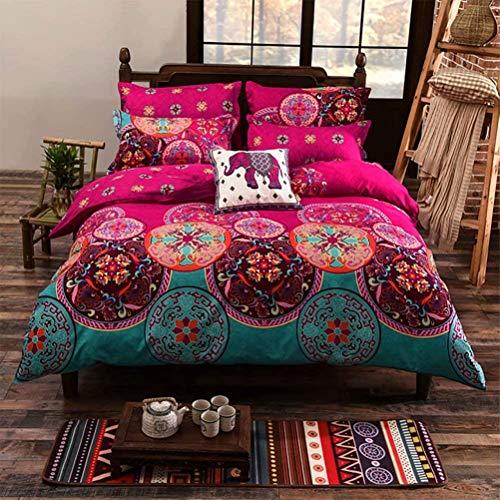 Shatex Soft Comforter Queen Size 3 Pieces Bedding Comforter...