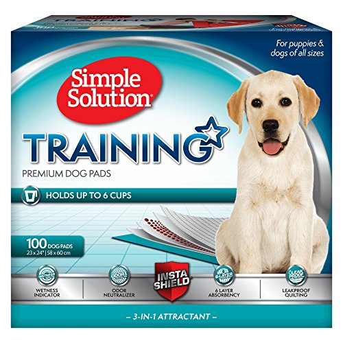 Simple Solution Extra Large Dog Training Pads