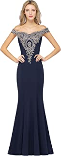 Best long mermaid prom dresses under 100 Reviews