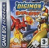 GameBoy Advance - Digimon Battle Spirit 1