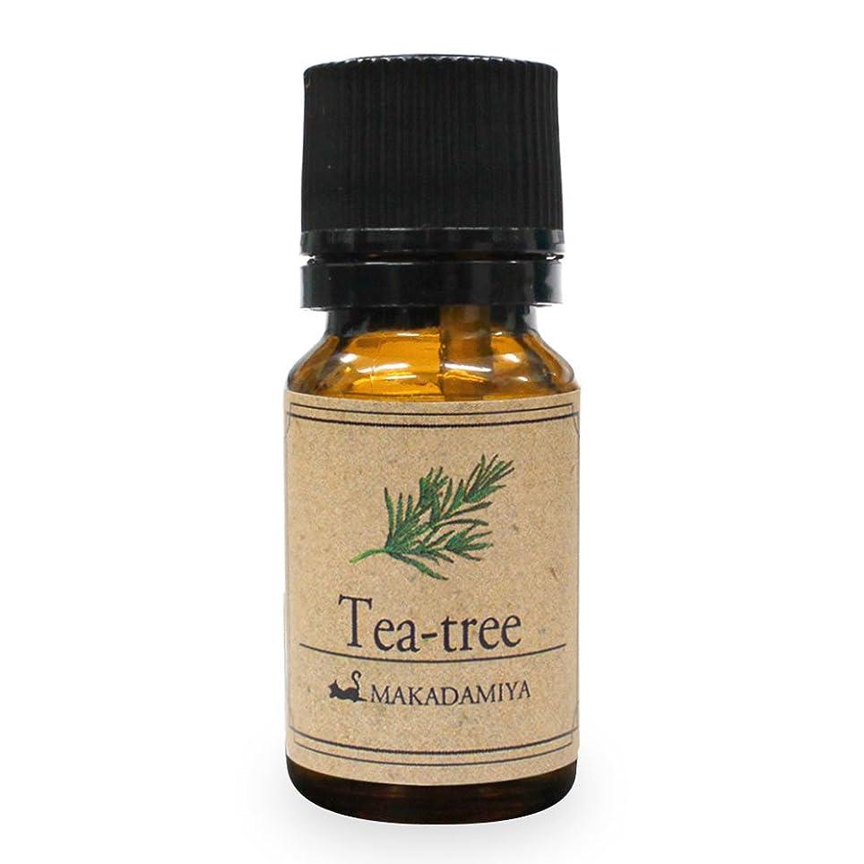 利益コテージ選択ティーツリー10ml 天然100%植物性 エッセンシャルオイル(精油) アロマオイル アロママッサージ aroma Tea-tree