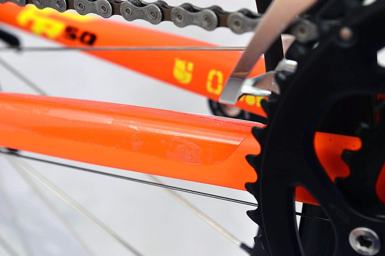 BBB 2905615701 Protector Cuadro Bicicleta, Unisex, Transparente ...