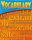 Student Edition Grade 7 2006: First Course (Great Source Vocabulary for Achievement)