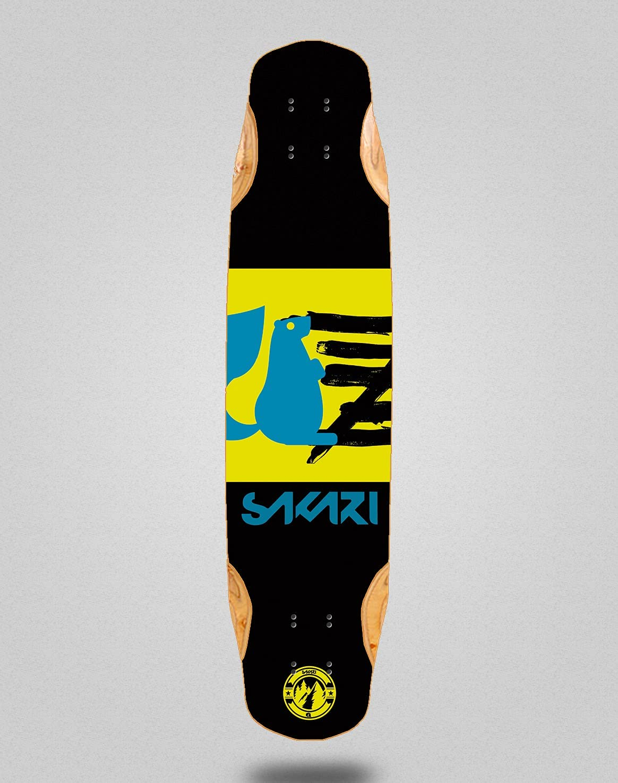 Skateboard Cheap bargain Longboard Deck Mix Cheap mail order sales Bamboo Jeremy 8.45 38 Glutier x