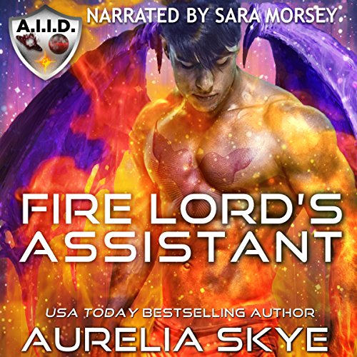 Fire Lord's Assistant audiobook cover art