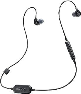 Shure SE112-K-BT1 Wireless Sound Isolating Earphones with...