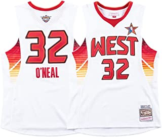Mitchell and Ness Shaq Oneal 2009#32 All Star Swingman Jersey (18015-SHAQ)