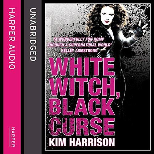 Rachel Morgan: The Hollows (7) - White Witch, Black Curse cover art