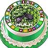 Torte di Zucchero torte pasta di zucchero hulk