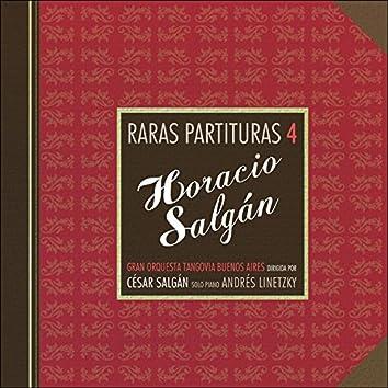 Raras Partituras 4: Horacio Salgán
