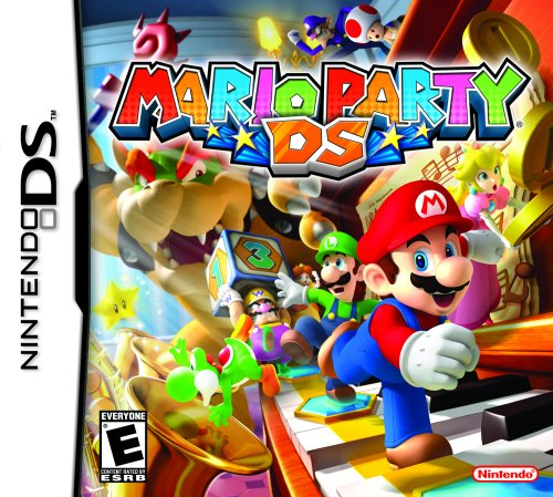 Mario Party (Nintendo DS) [Importación inglesa]