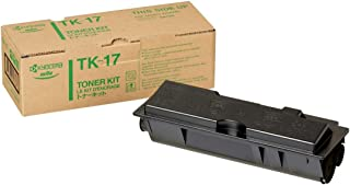 TK17 Toner, 6000 Page-Yield, Black, Sold as 1 Each