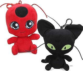 Lodestar 2 Unids / Set Miraculous Ladybug Cat Plagg Tikki