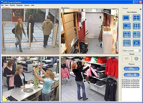 Axis Camera Station Pack DE