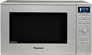 Panasonic NN-SD681S Countertop/Built-in Microwave with Inverter Technology, 1.2 Cu. Ft., 1200W Stainless