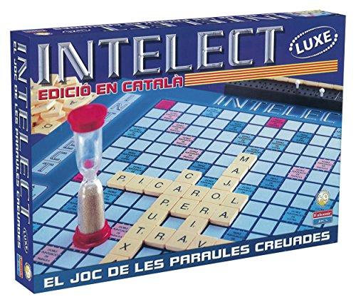 Falomir Intelect de Luxe (en catalán). Juego de Mesa. Family & Friends. (4008)