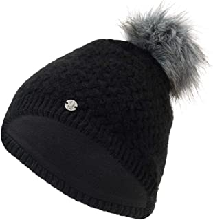 Women's Icicle Hat, Black/Alloy, One Size