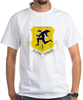 103Rd FW - Flying Yankees White Cotton T-Shirt