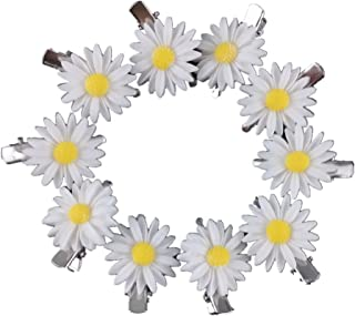 Best small daisy hair clips Reviews