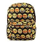 Bravo! Emoji Face All Over Backpack