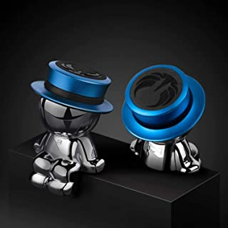 Magnetic Car Phone Holder AUSELECT Dashboard Phone Mount Little Man A Style Blue Hat