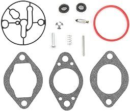 Savior 696146 Carburetor Overhaul Kit for Briggs & Stratton 696147 20A113 20A114 20A412 20A413 20A414 20A416 20B412 20B414 20B437 20C112 20C113 20C114 20C414 20D412 20D414 20E114 Nikki Carburetor