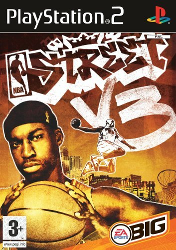 NBA Street V3 (PS2) by Electronic Arts