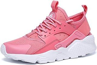 ADFD Wallace - Zapatos deportivos de malla transpirable para hombre y mujer, antideslizantes, para todo tipo de deportes y...