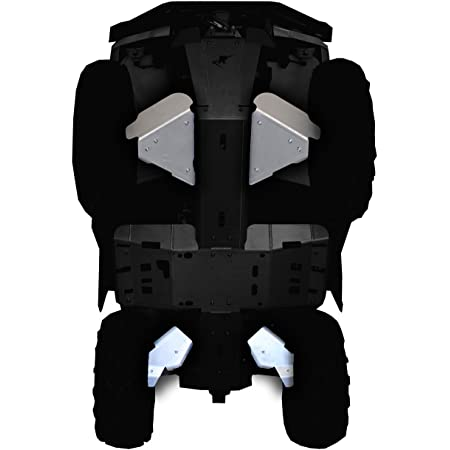 XT-P XT DPS 2 Piece A-Arm//CV Boot Guard by Ricochet 2011 2013 2015 MAX Commander 2016 2017 2012 2014 Can-Am