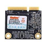 msata mini ssd - KingSpec (MSH-256) 256GB Half Size mSATA MINI PCI-E MLC SSD (Upgrade Controller)