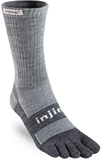 Injinji 2.0 Outdoor Original Weight Crew Nuwwol Socks