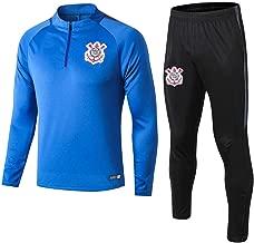 WigColtd Sportbekleidung Verein Langarm Fußball Uniformen Outfield-Pullover Pullover Trainingsanzug
