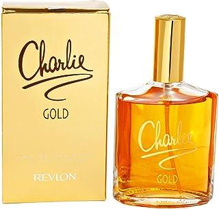 Charli Gold by Revlon for Women - Eau de Toilette, 100ml
